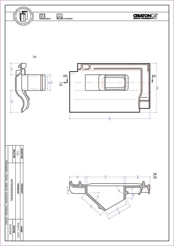 Produkt CAD-Datei PREMION Antenne ANTENNE