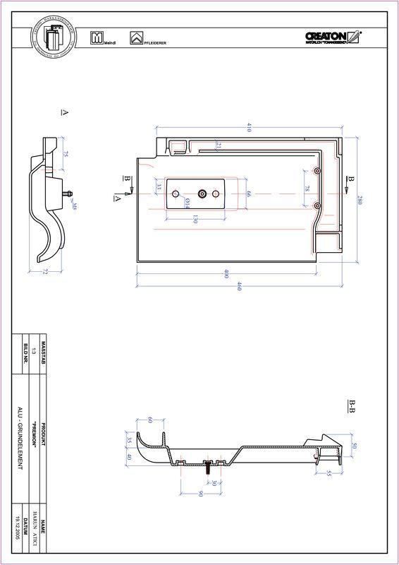 Produkt CAD-Datei PREMION Grundalu GRUNDALU