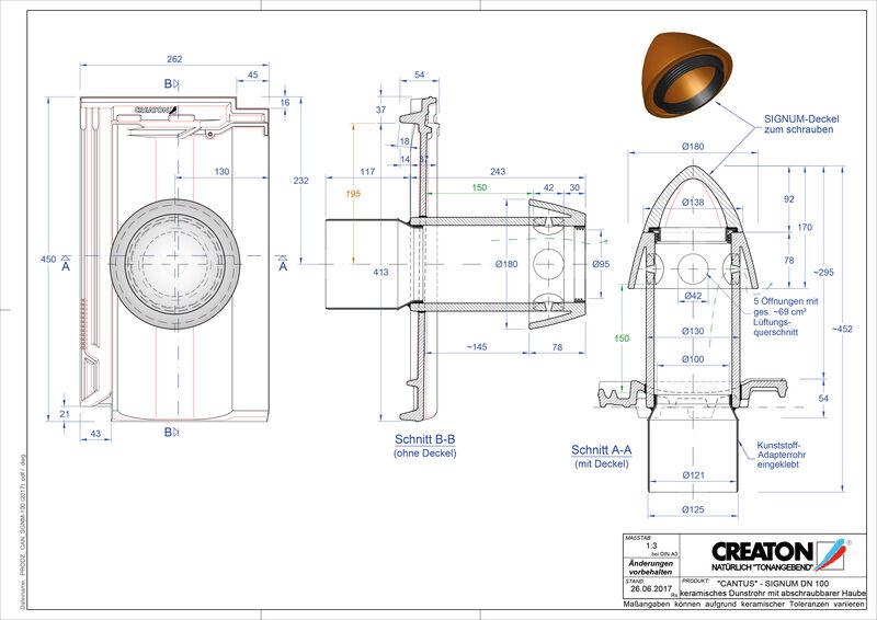 Produkt CAD-Datei CANTUS Signum 100
