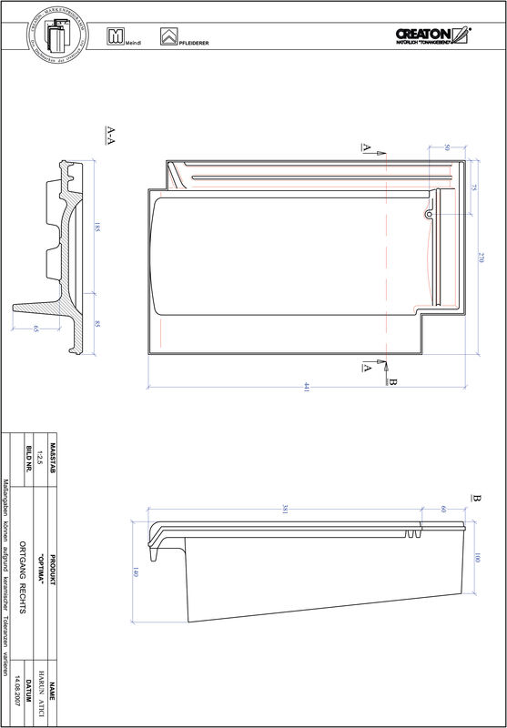 Produkt CAD-Datei TERRA OPTIMA Ortgang rechts OGR