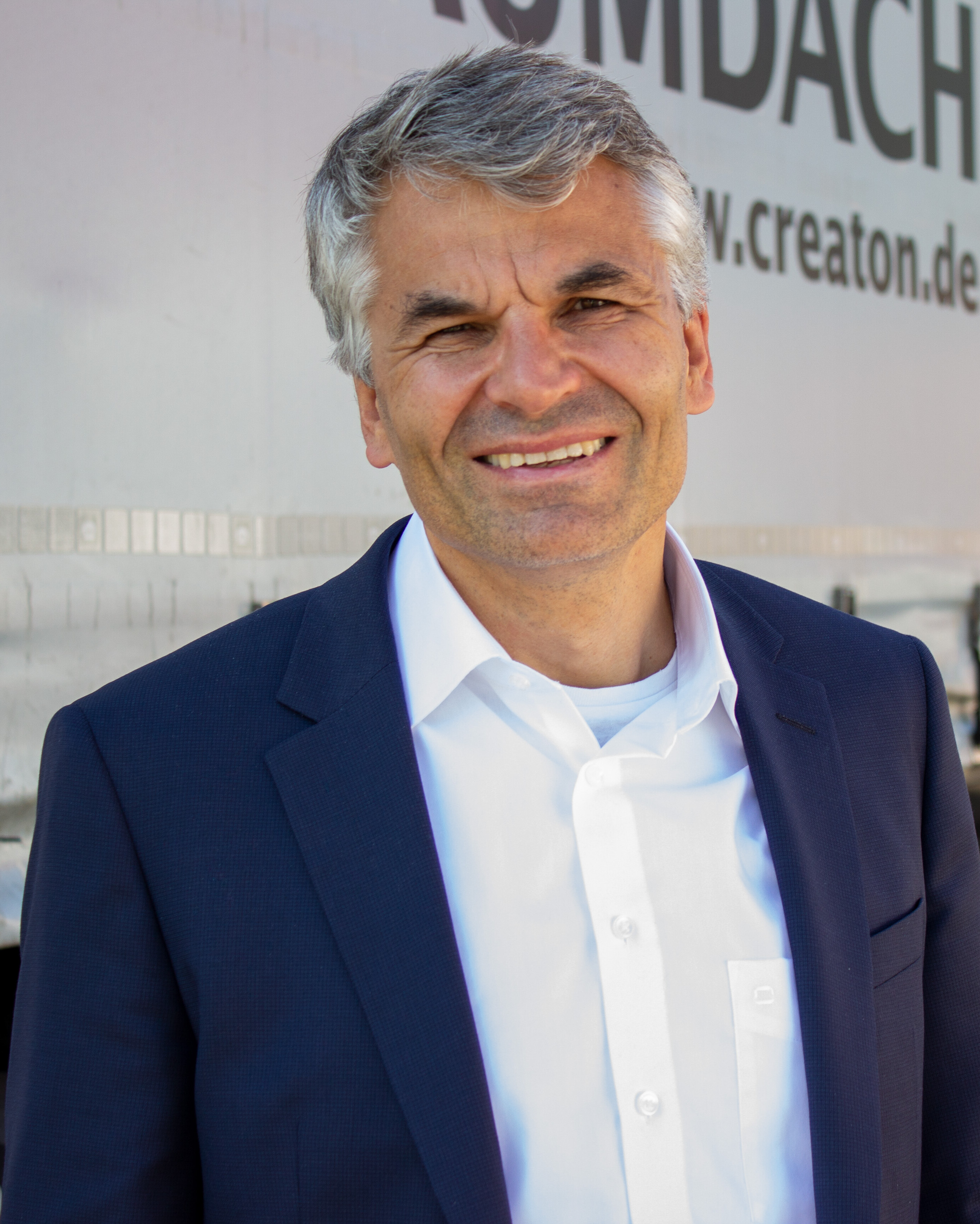Dr. Sebastian Dresse, Geschäftsführer der Creaton GmbH (Foto: Creaton GmbH)