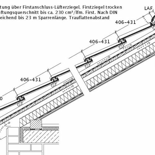Produkt technische Zeichnung BALANCE DQF DQF