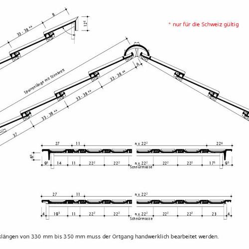 Produkt technische Zeichnung OPTIMA Schweiz OPTIMA