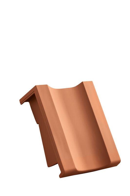 CAN Pult-Ortgangziegel garniert standard links
