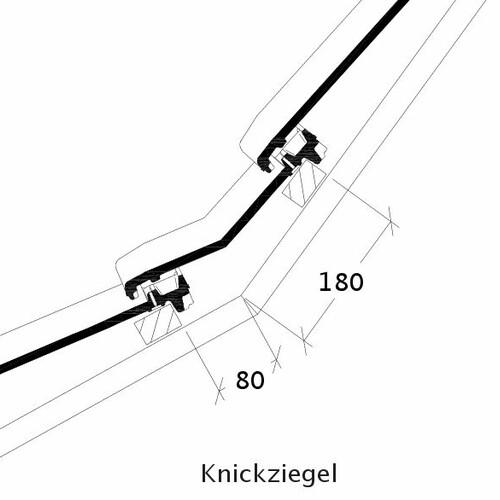 Produkt technische Zeichnung HARMONIE KNZ