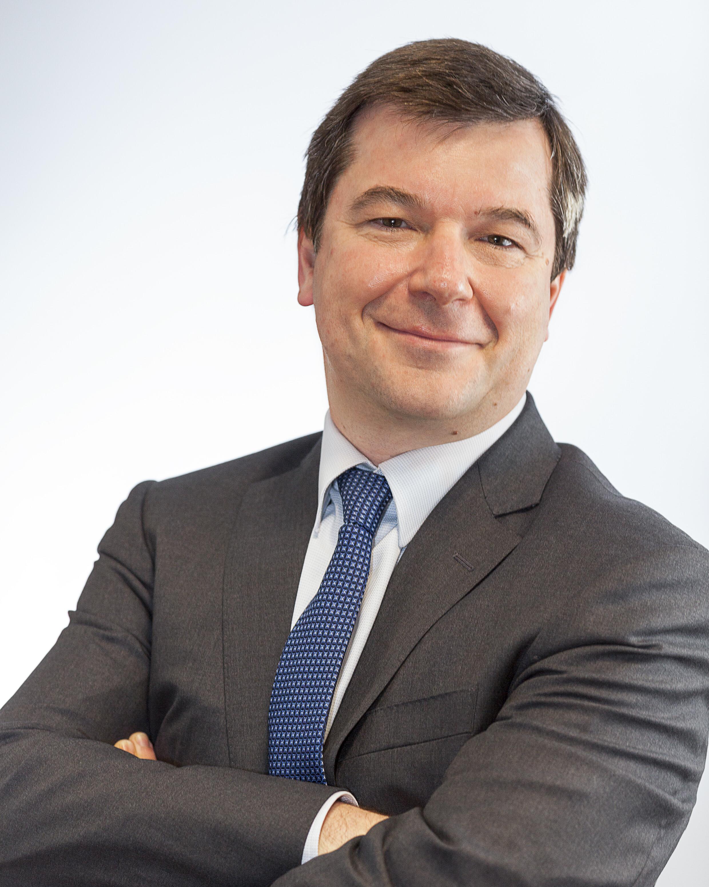 Laurent Musy, CEO der Terreal-Gruppe (Foto: Terreal)
