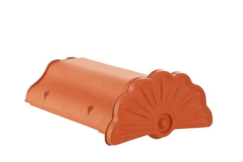 WID Gratanfänger keramisch mit Muschelform PT