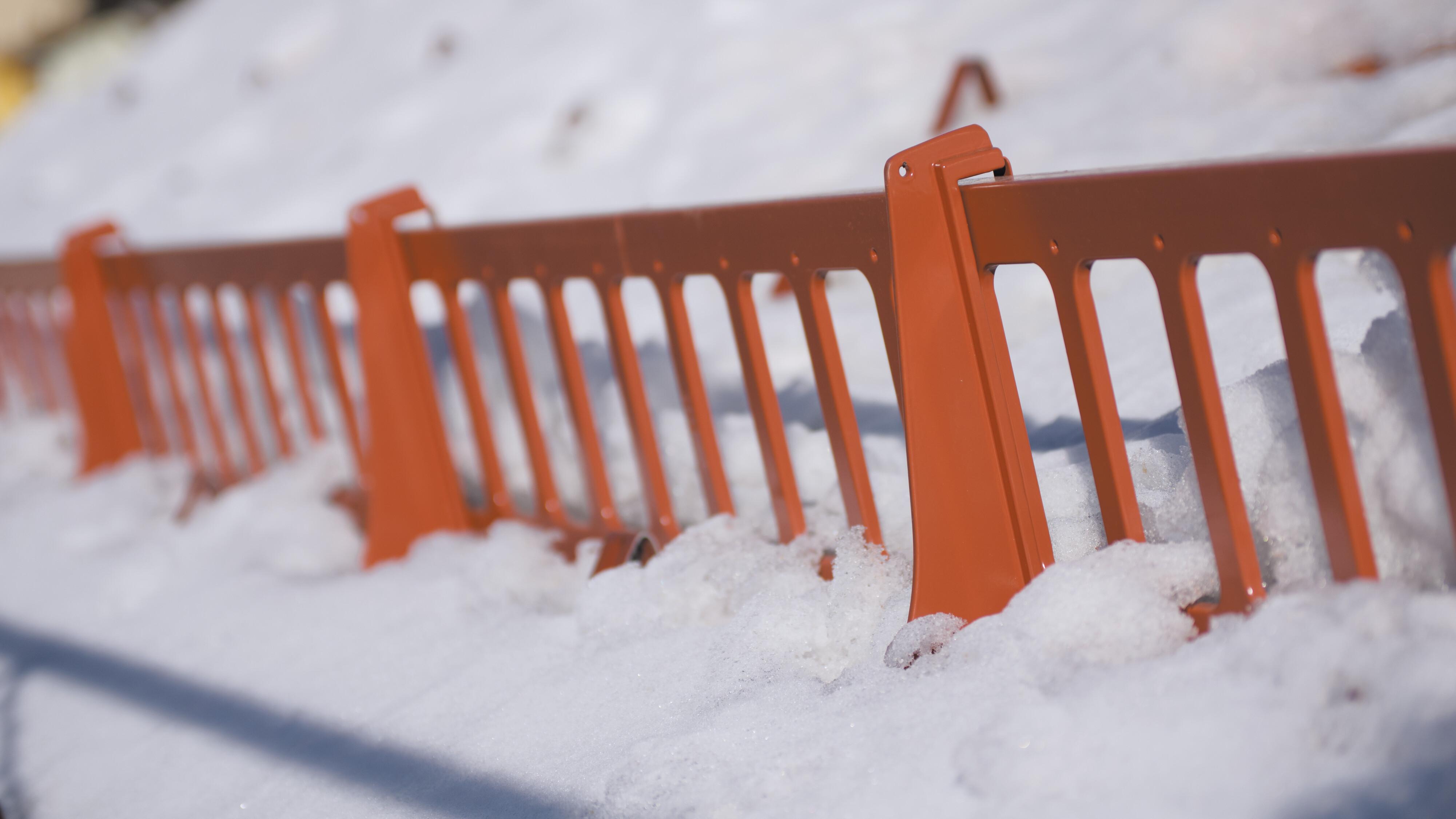 Schneefangsystem