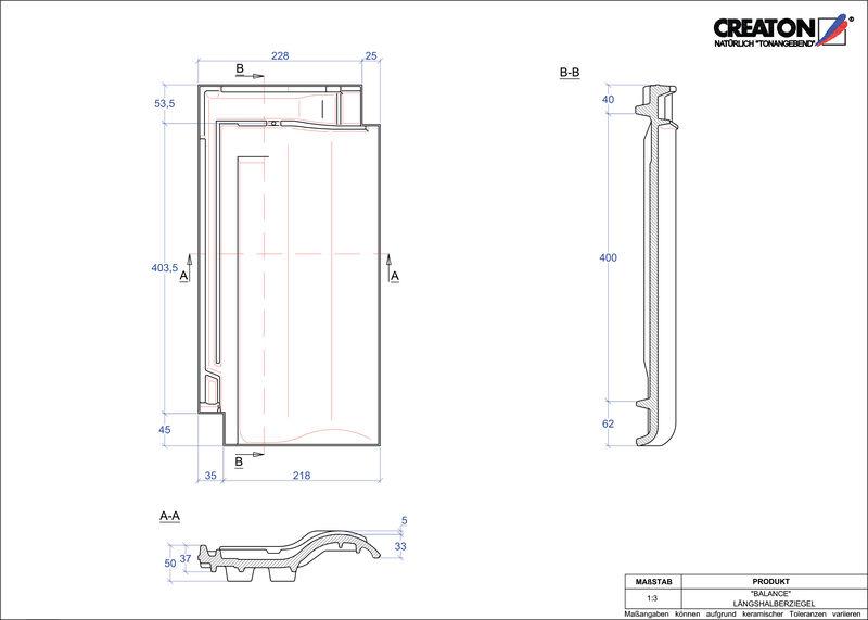 Produkt CAD-Datei BALANCE Längshalber LH